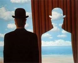 "René Magritte ""Decalcomania"" 1966"