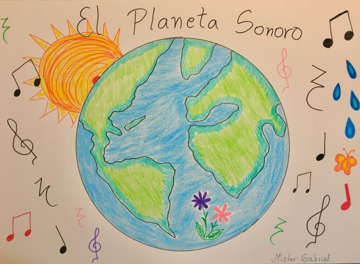 Planeta Sonoro Mister Gabriel